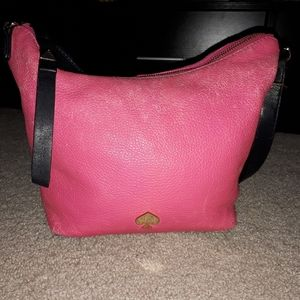 Kate spade leather Hobo shouder bag.